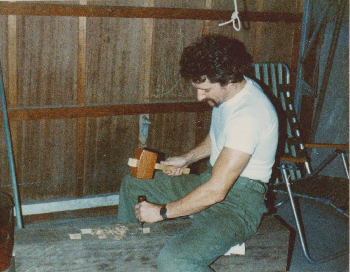 Hammer & Chisel Hard Work -1979
