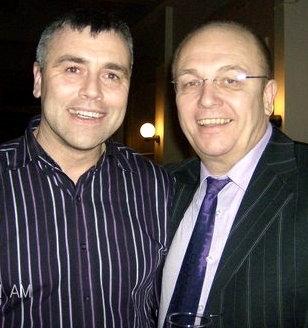 Keith (Charles) & I