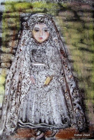 Little Yemenite girl