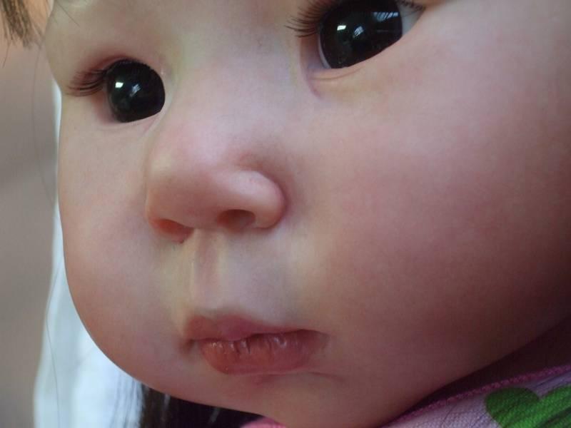 Closeups to show detai