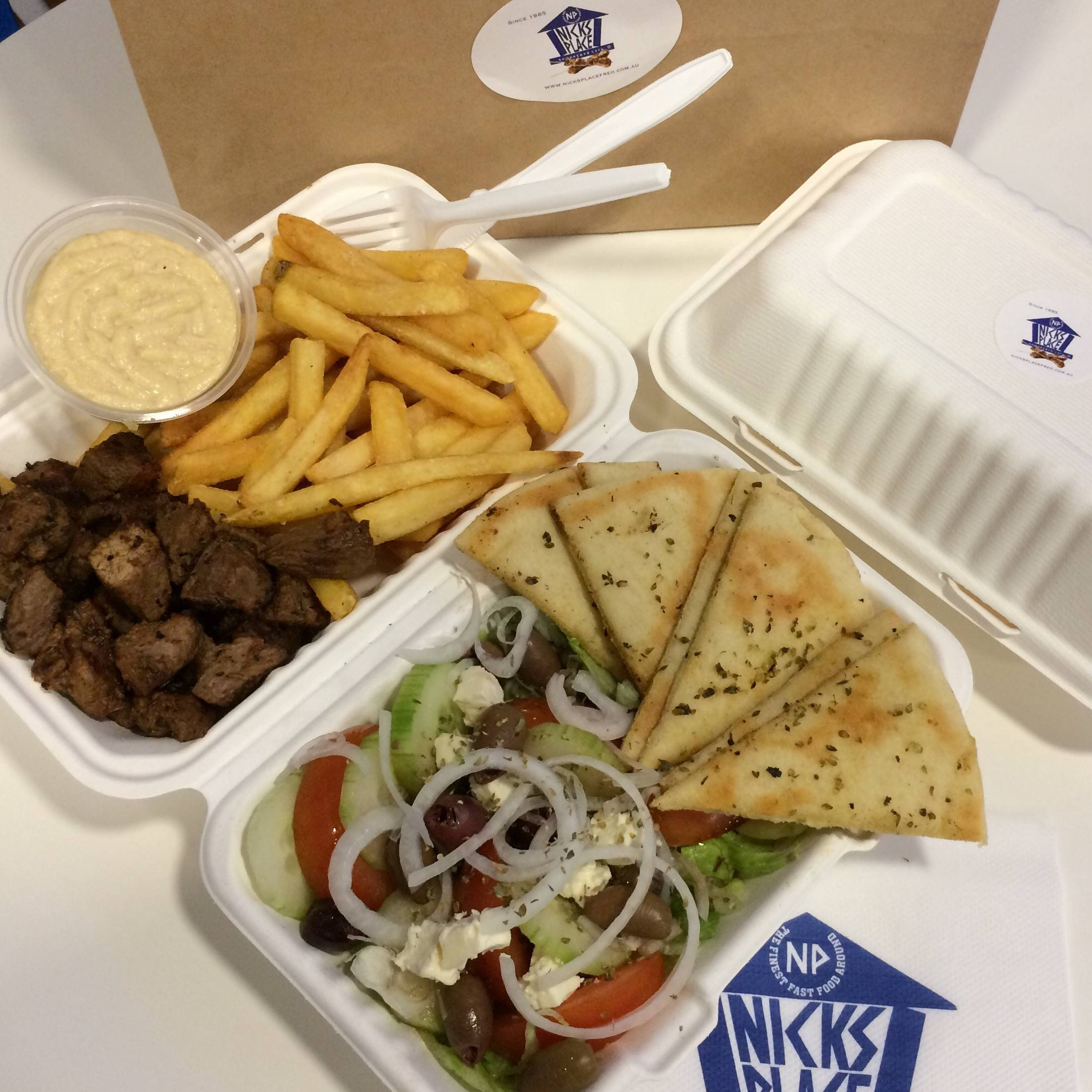 Eat Like a Greek Box