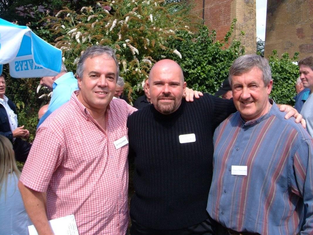 'Judo' Al Hollamby, Mark L'strange, and Jim Sandliman