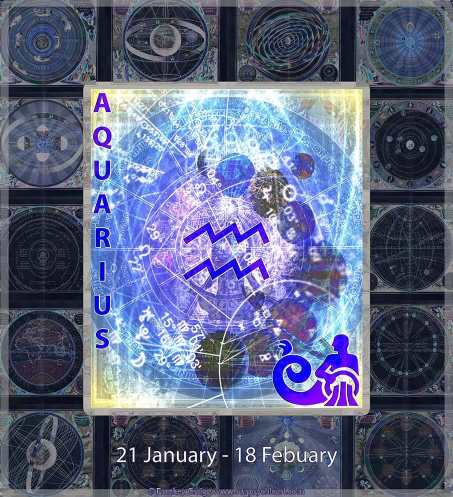 ARTFUL ASTROLOGY - AQUARIUS