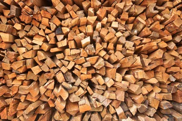 Ozaukee Firewood - Seasoned - Mixed Hardwoods - Delivery - Stored Indoors