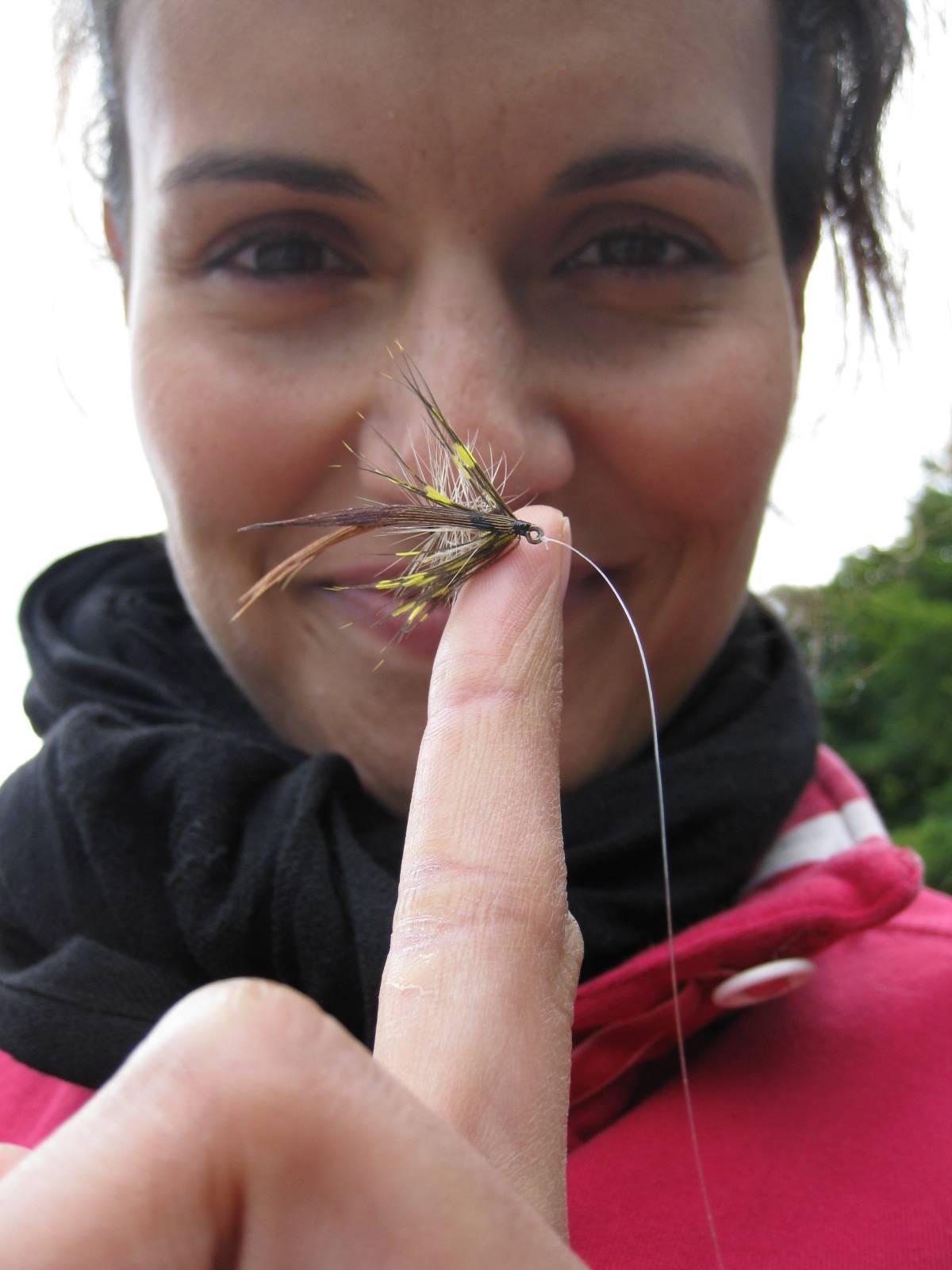 Fly fishing Lake District