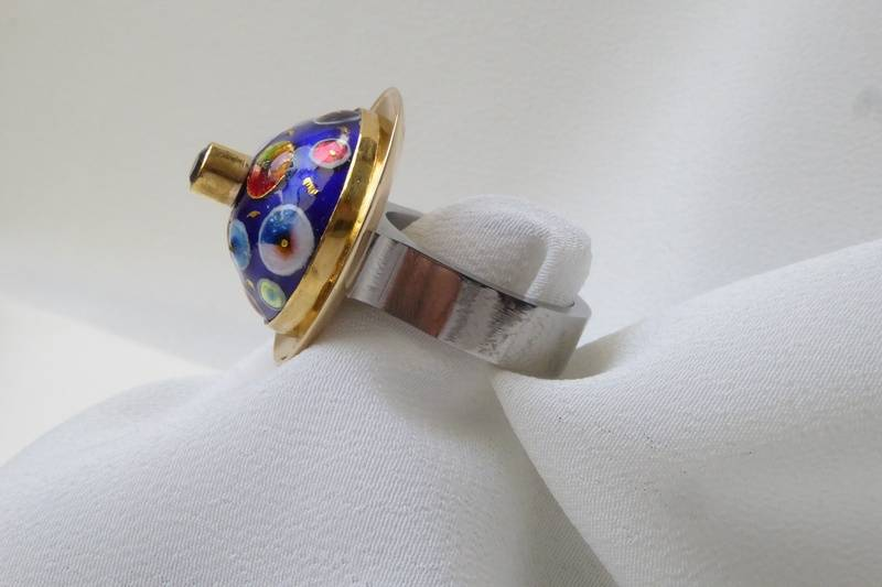 """Dome """"RING"""" side view"""