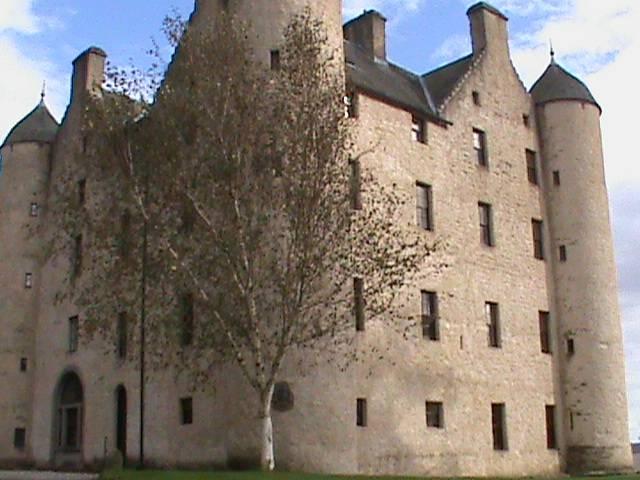 Methven Castle