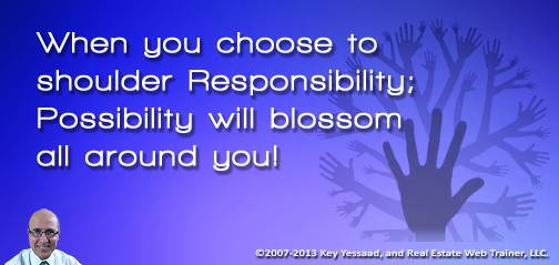 Shoulder Responsibility