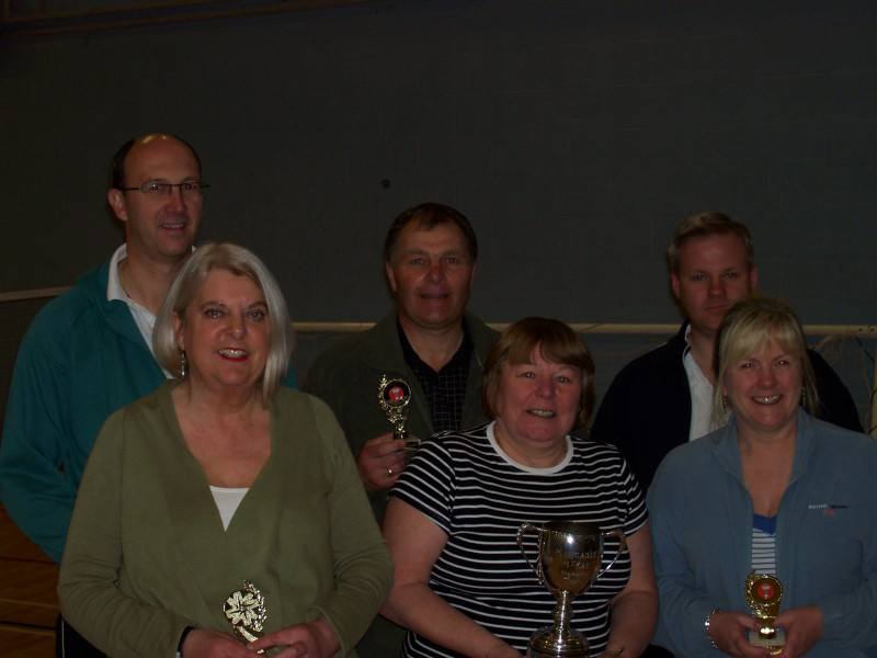 Lower Divisions Tournament Winners