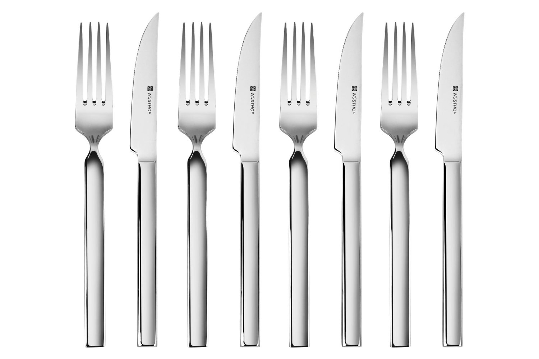 Wusthof Steak Knife and Fork Set