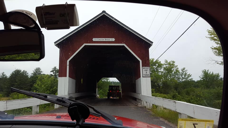 Cheshire County, Covered Bridge Tour 2020