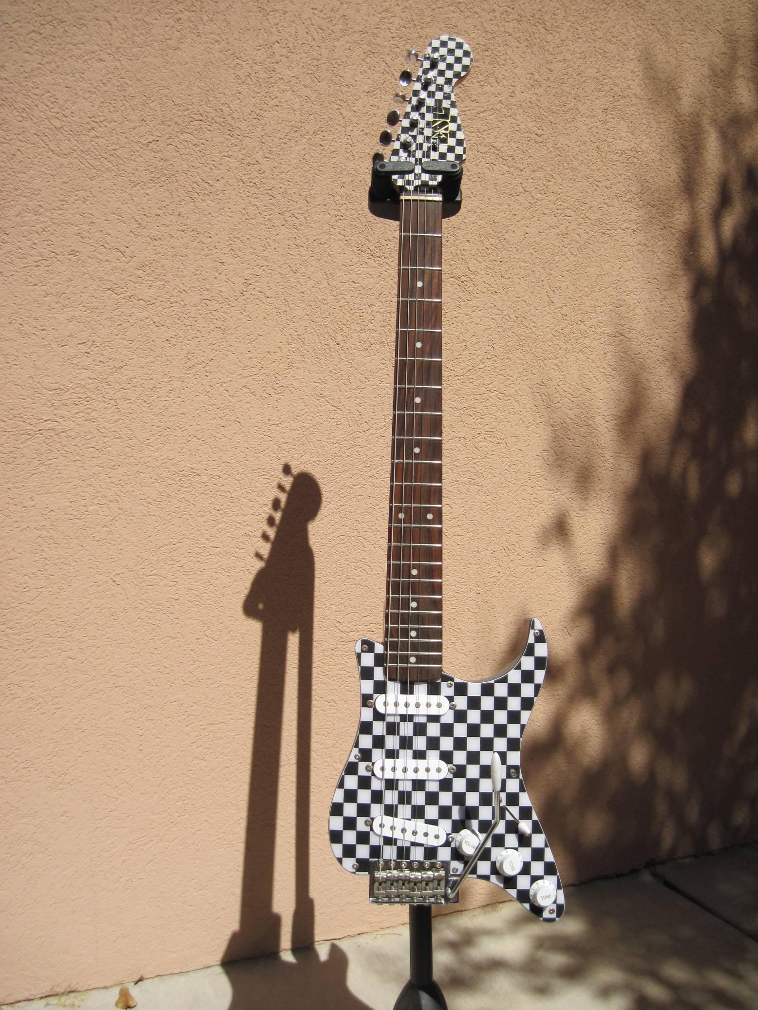 2013 ESP Grass Roots Pickguard Guitar GR-PGG