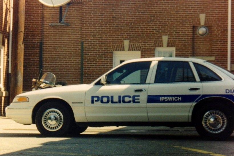 Ipswich Police Car