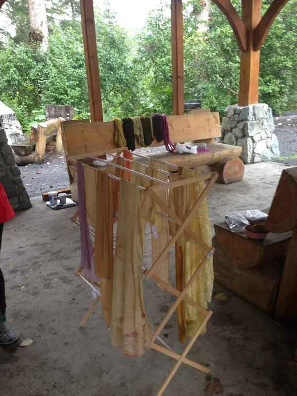 Dye Workshop