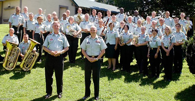 89th Band, NY Guard & 42nd ID Band, NY Army National Guard