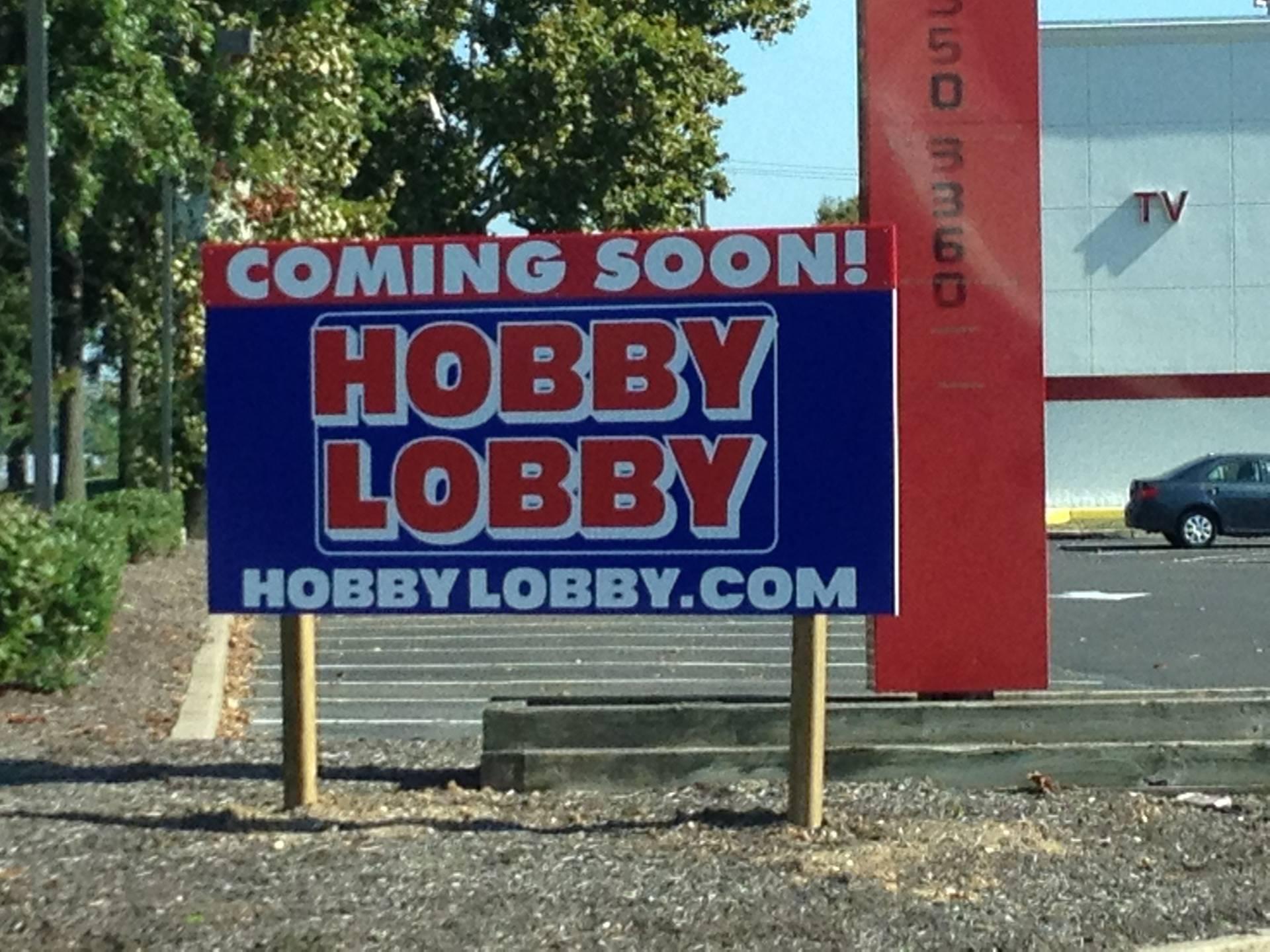 Hobby Lobby Lawrenceville NJ