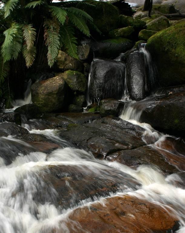 Murrindindi Cascades - closer