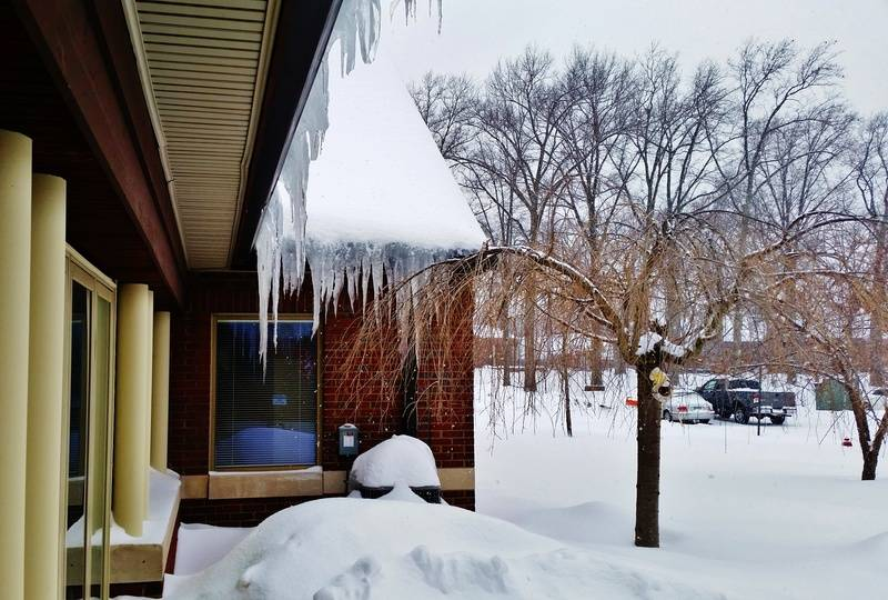 Ohio Icicles
