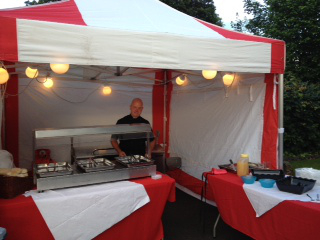 Outdoor catering yorkshire, Call spit roast Doncaster