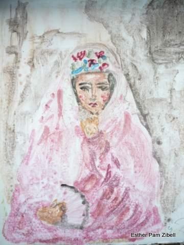 Bukharian Bride 1