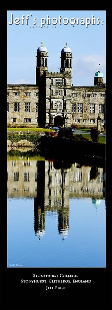 Stonyhurst College,  Stonyhurst, Clitheroe, England