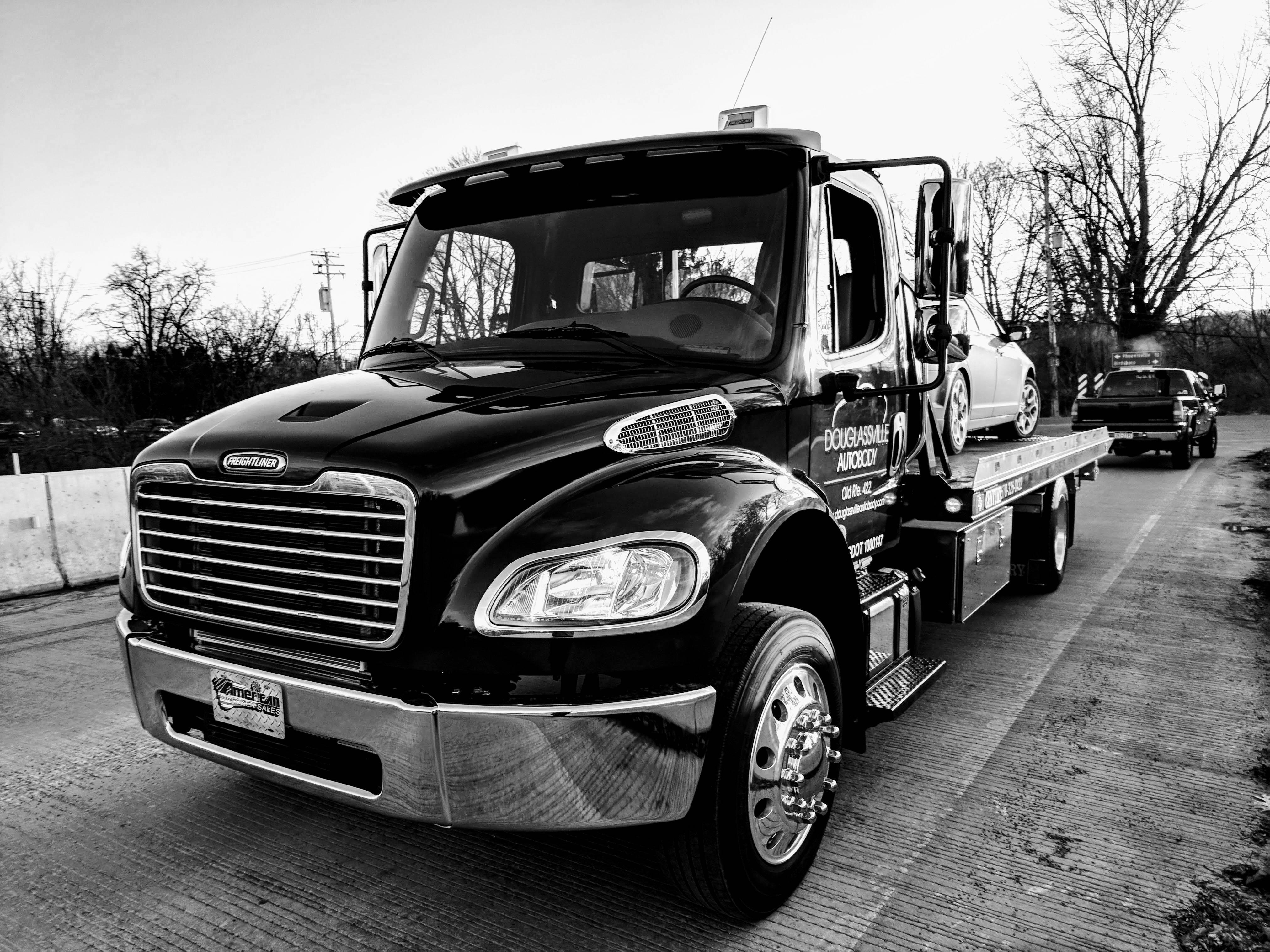 2018 Freightliner M2 - Century S-12 LCG Steel Bed