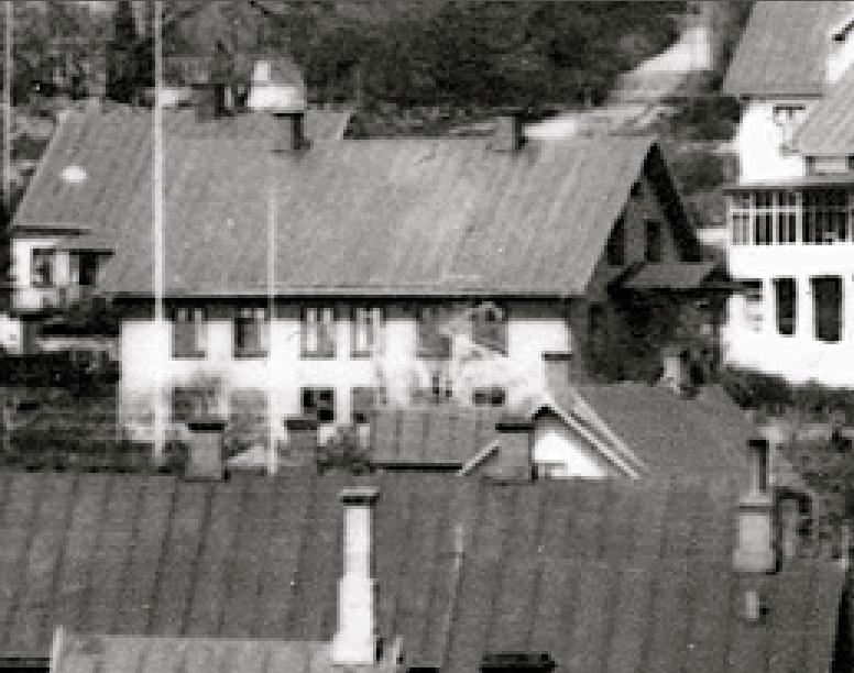 Turisthotellet 1909