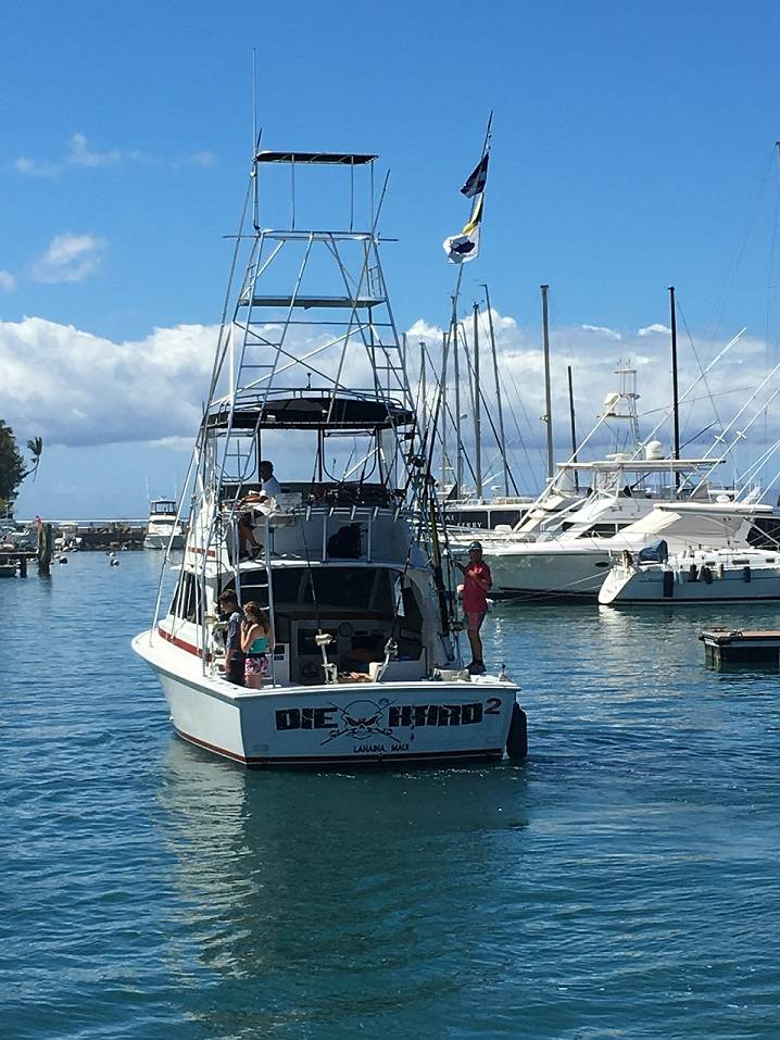 Where You Can Find Us, 654 Wharf St., Slip # 9, in Lahaina Harbor, Lahaina ,  Maui, Hawaii, 96761, US