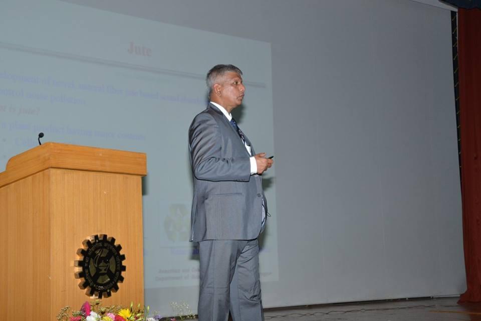 M S Narayanan Memorial Lecture, NIO-Goa 2015