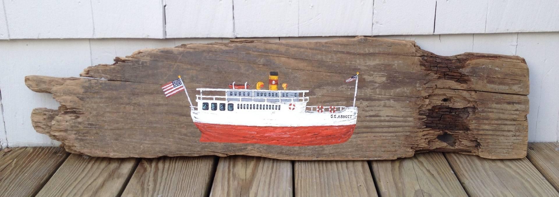 #steamship