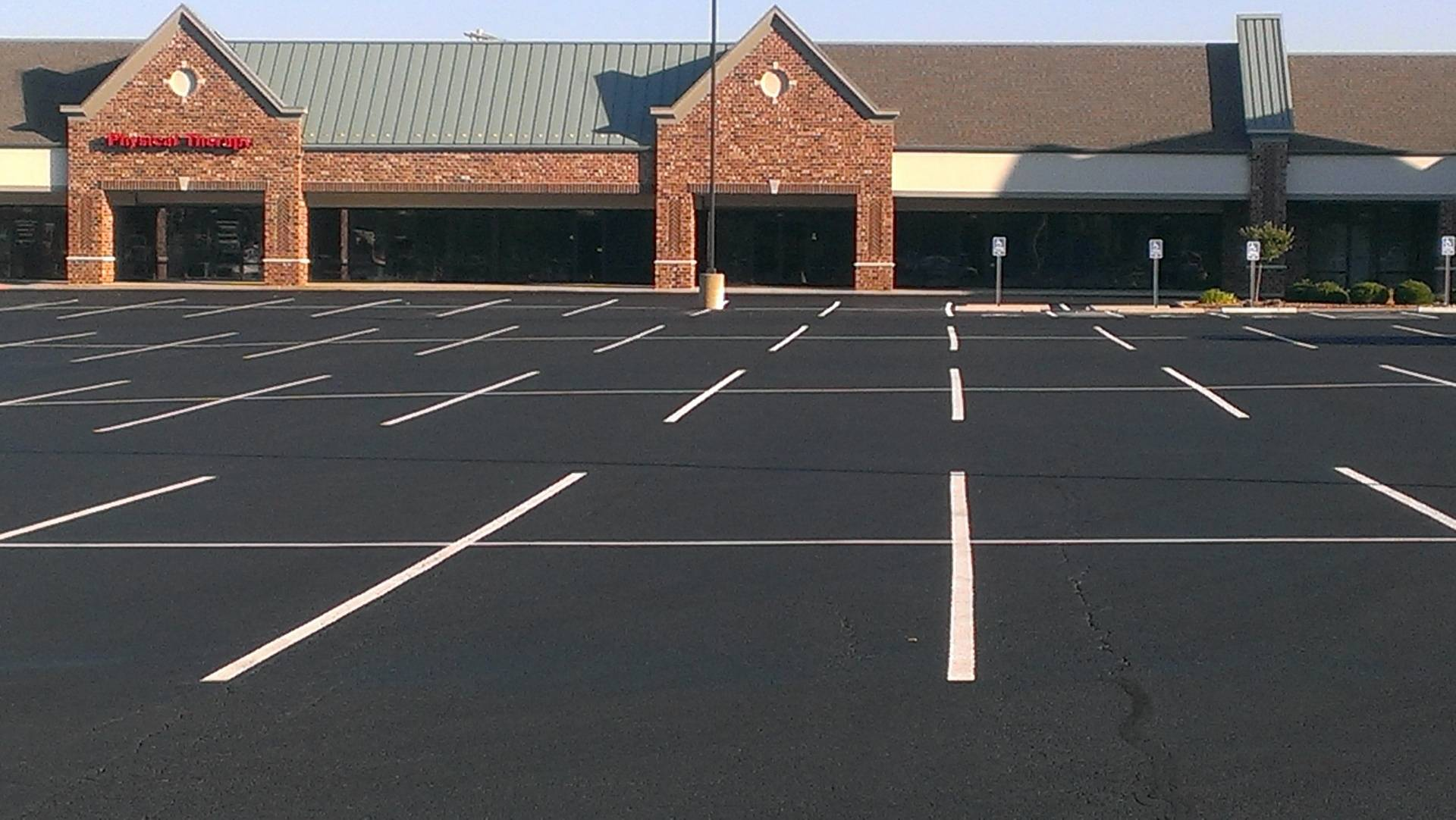 Completed by NuCoat Sealing, LLC in Arnold, Missouri.