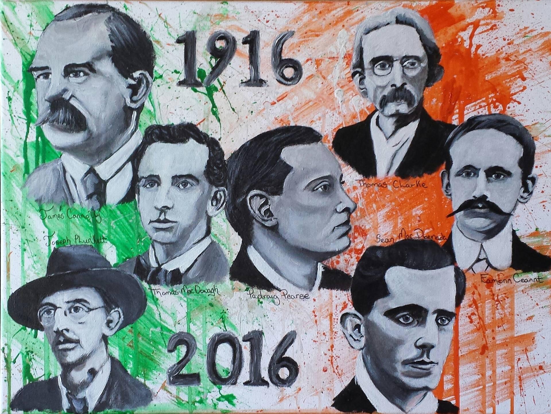 1916 Group Portrait