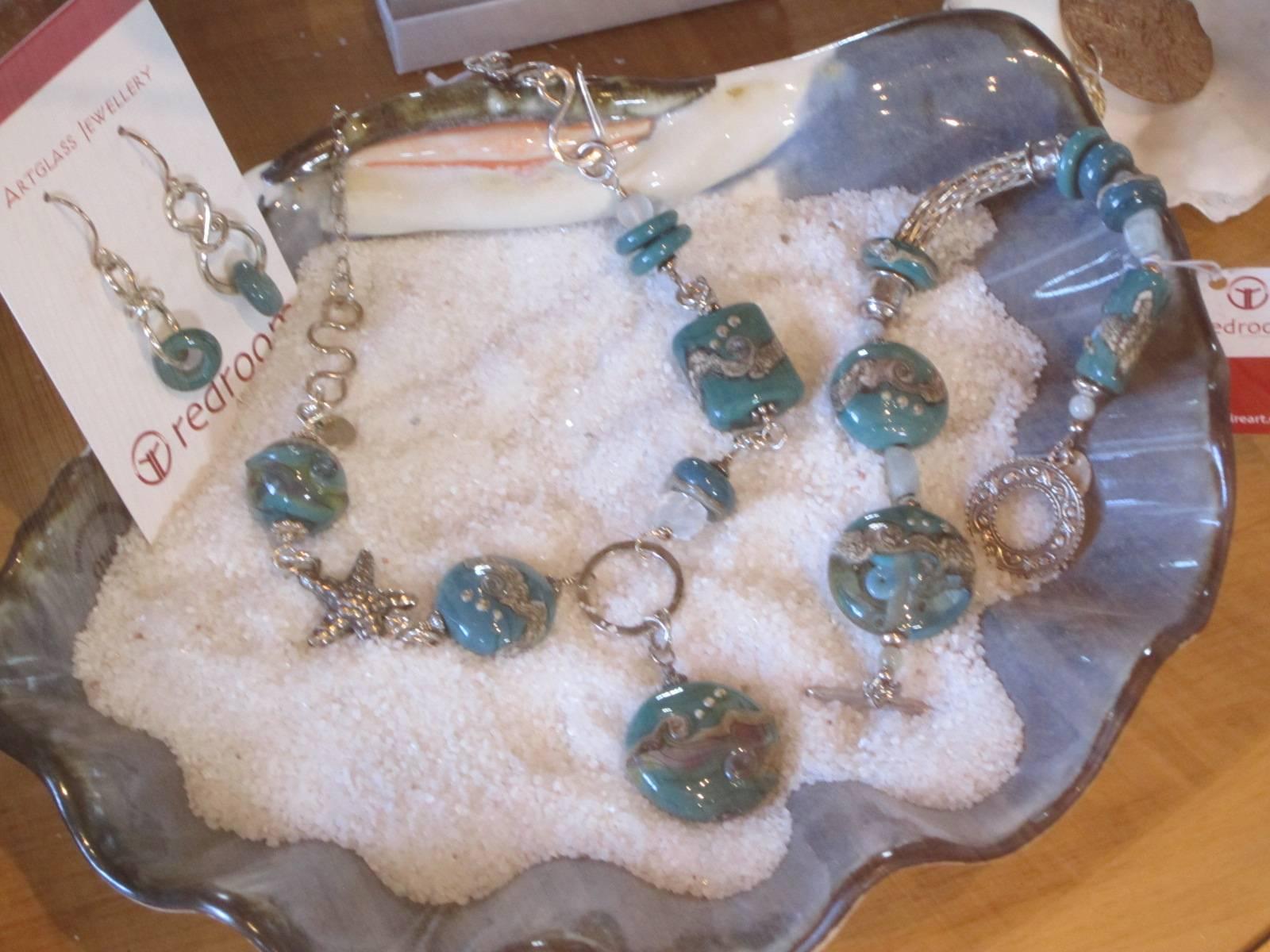 Redroom Glass Art Studio Jewelry