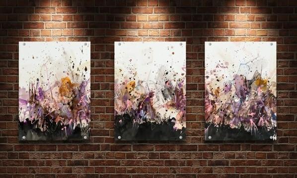 """Rocco Pisto """"Purple Rain Dance"""" Colection"""
