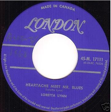 Heataches Meet MR Blue rare 45