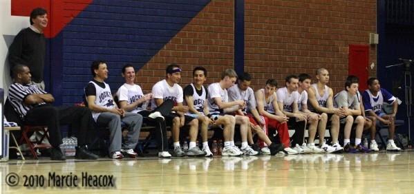 Jockey Basketball Team