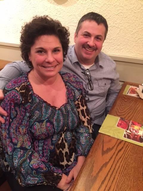 Lisa and Joey