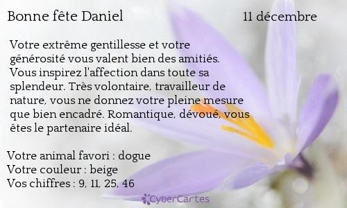 Daniel/Danielle
