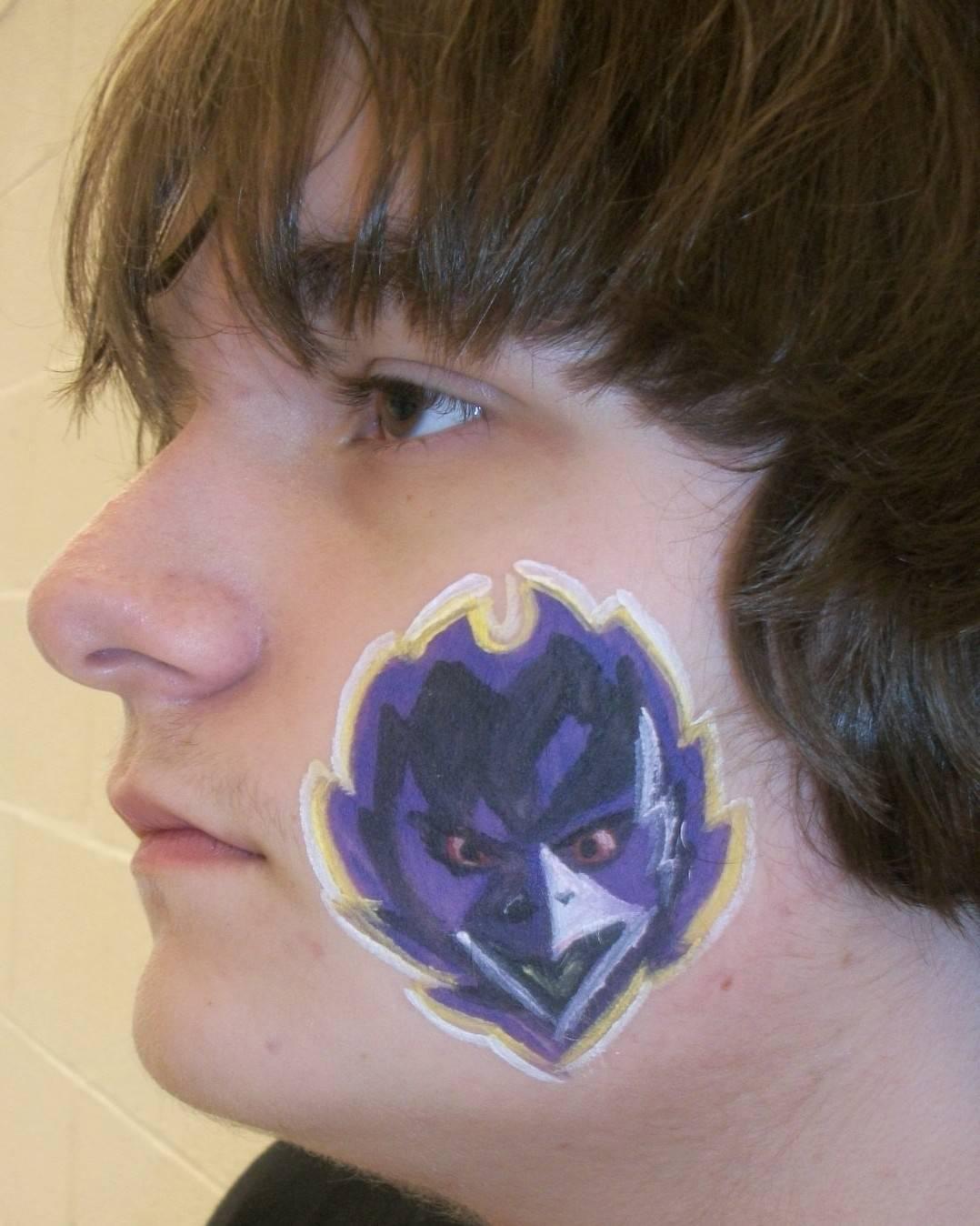 Raven's Cheek Art