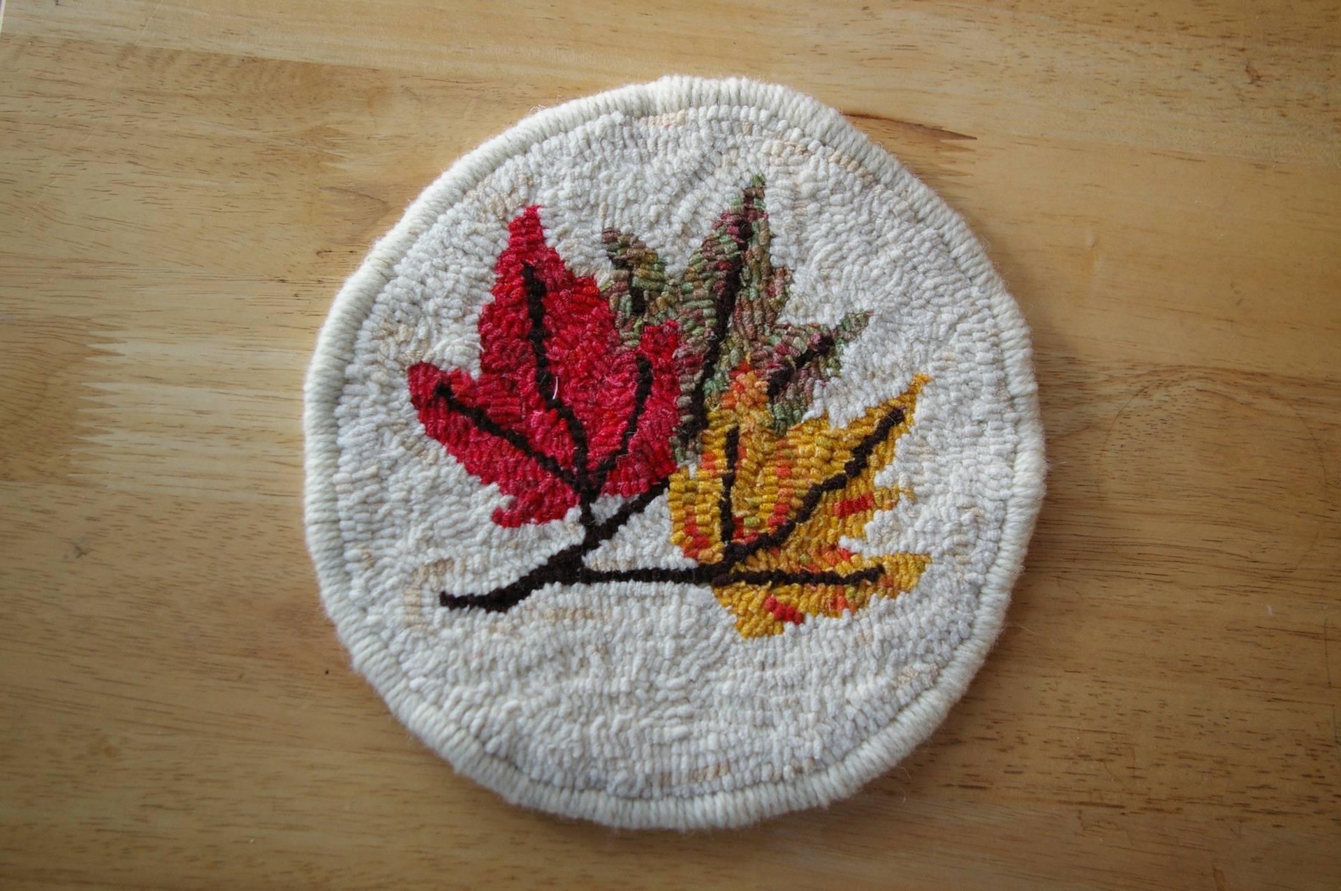"""9"""" Maple Leaf Trivet Kit"""