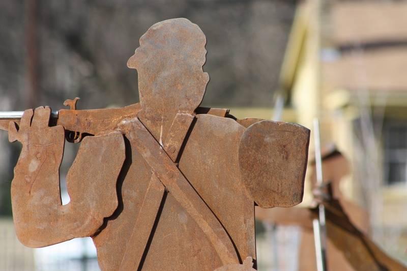 Rifleman Civil War Soldier