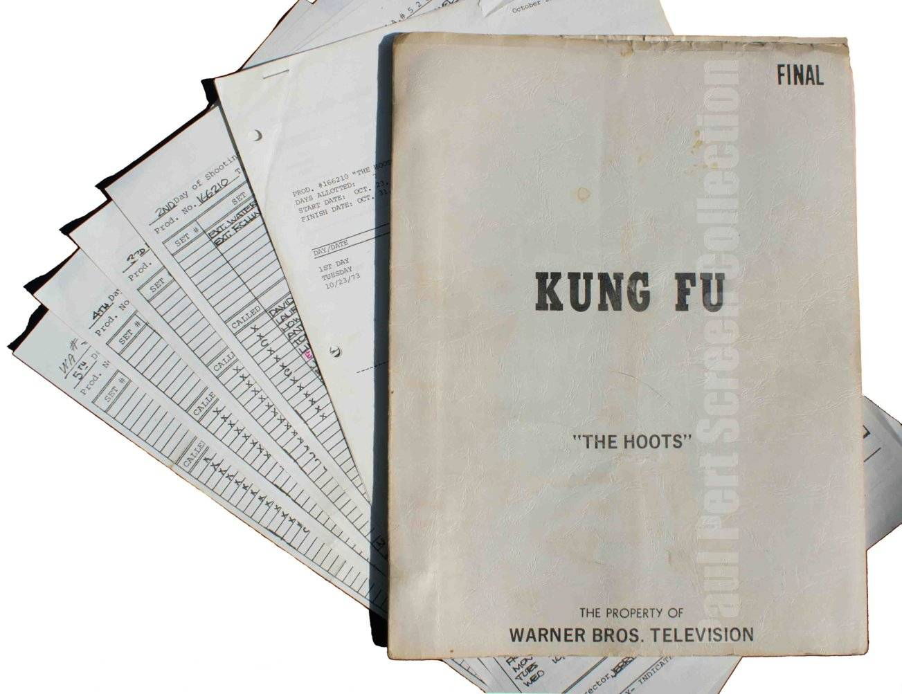 Kung Fu - Episode: The Hoots
