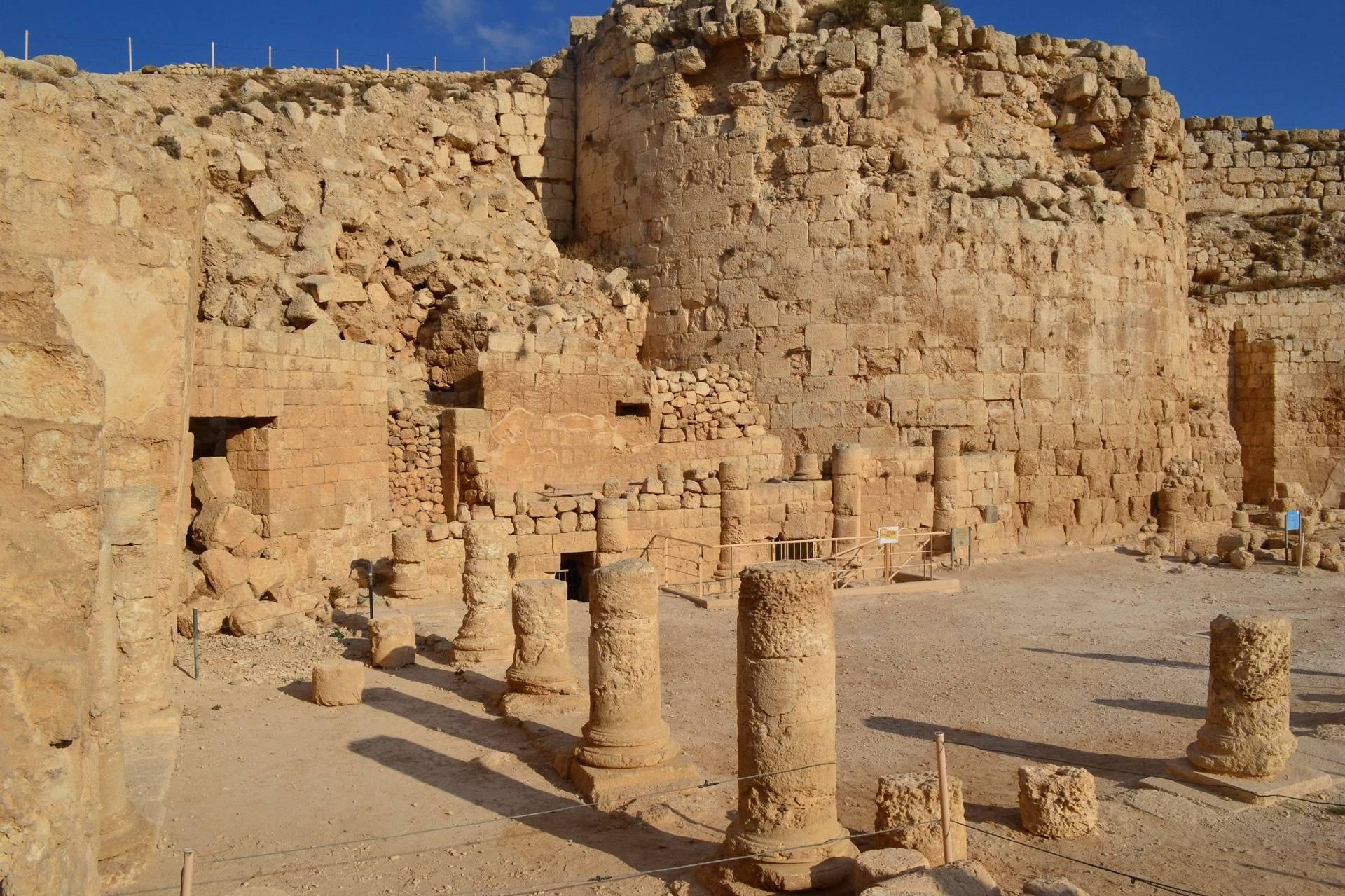 Herodian Remains 3