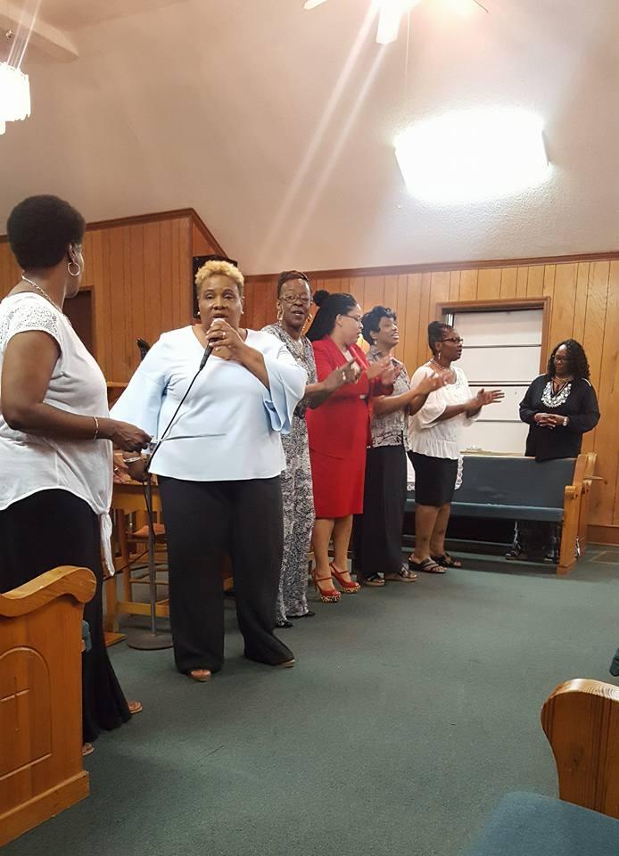 NDCC Praise Team