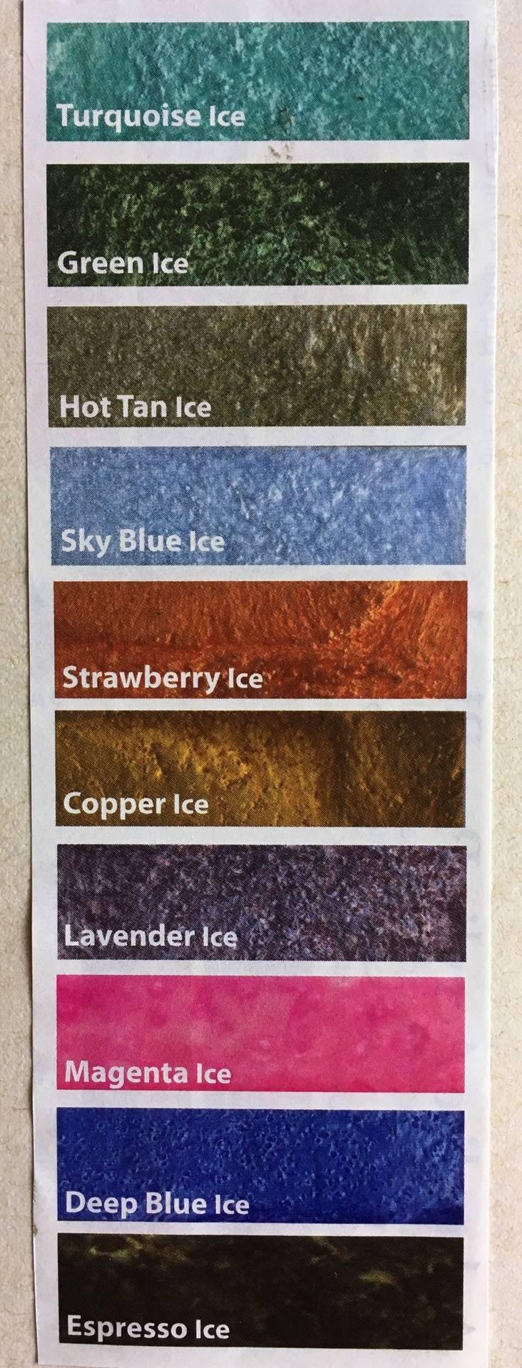 Kirinite Ice