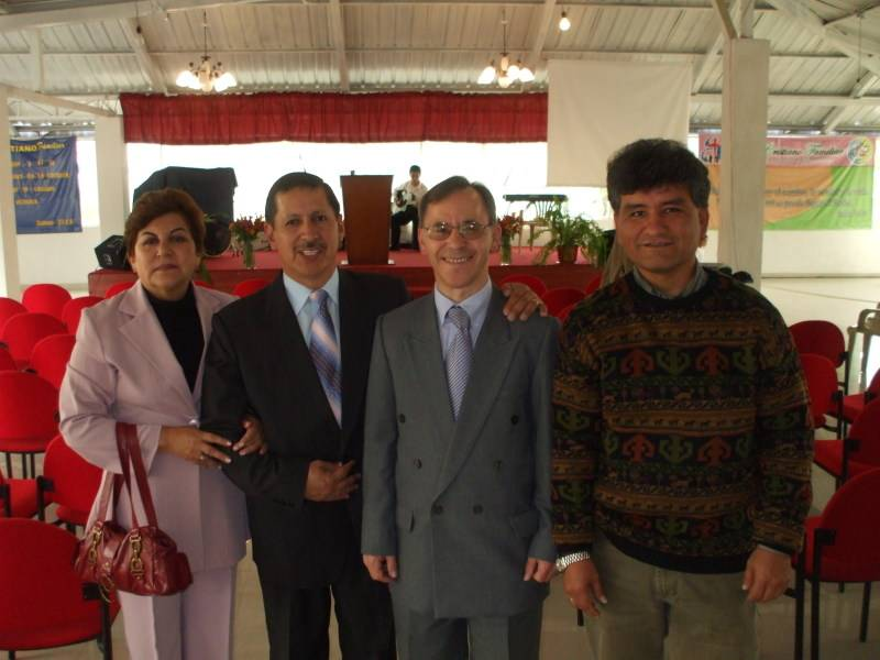 Congreso de Predicadores en Loja