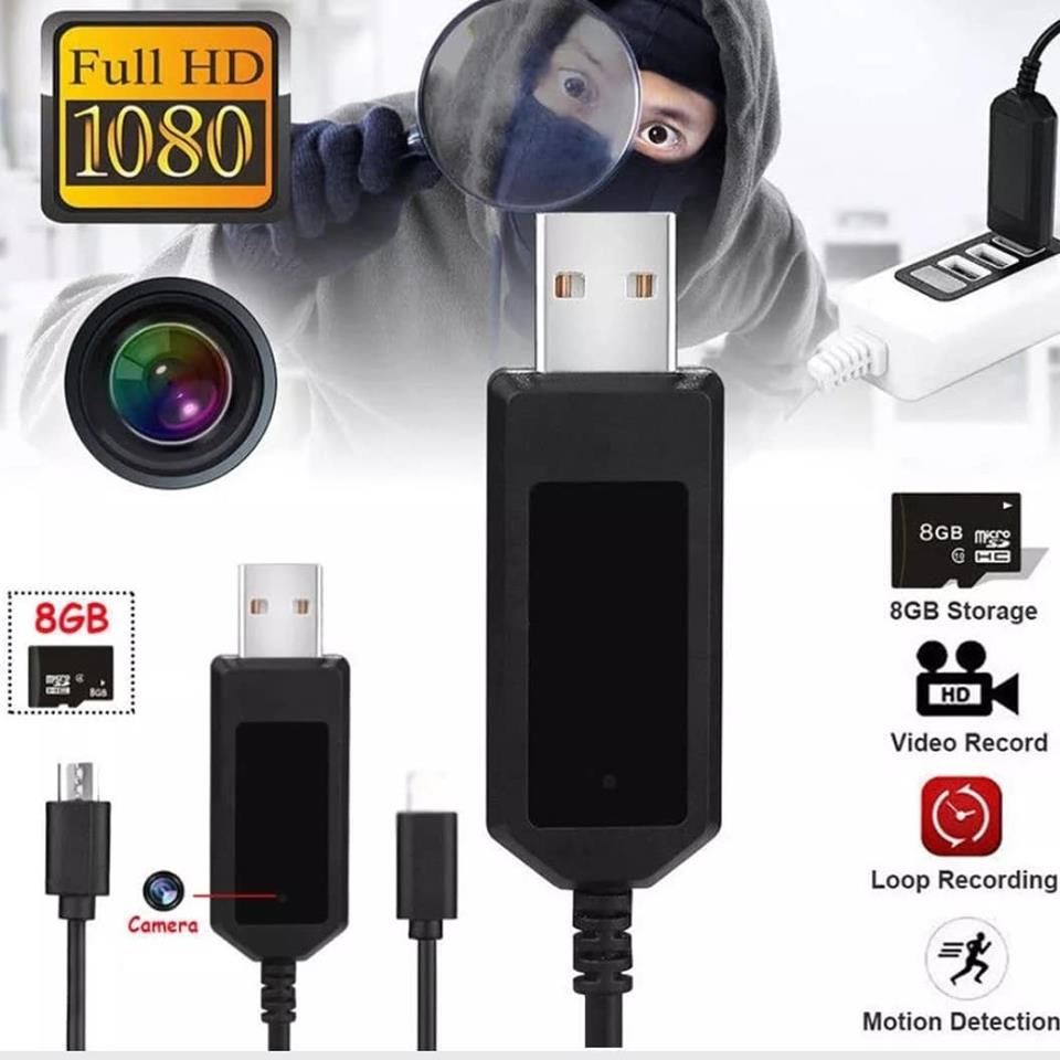 Spy USb Cable Camera