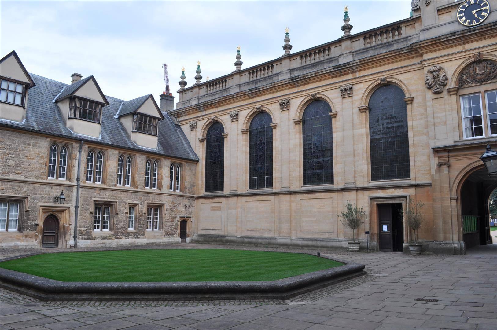 Trinity College 3, Oxford