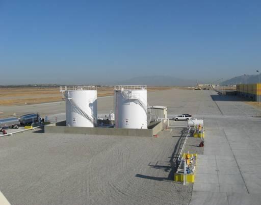 New Fuel Facilit 2009