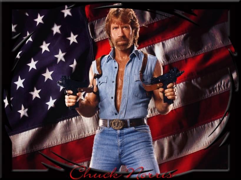 Chuck Norris 'Invasion USA'